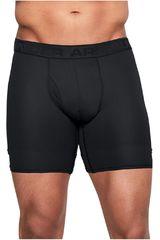 Under Armour Negro de Hombre modelo threadborne microthread 6in-blk Boxers Shorts