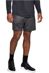 Under Armour Plomo / gris de Hombre modelo mk1 7in short camo print-gry Deportivo Shorts