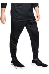 Under Armour Navy de Hombre modelo mk1 terry tapered pant-blk Pantalones Deportivo