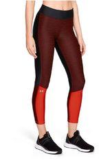 Leggin de Mujer Under Armour Rojo / negro ua hg armour jac ankle crop-blk