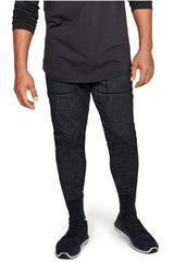 Pantalón de Hombre Under Armoursportstyle speckle terry jogger-blk Gris / negro