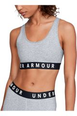 Top de Mujer Under Armour Gris / negro favorite cotton everyday heather bra -gr
