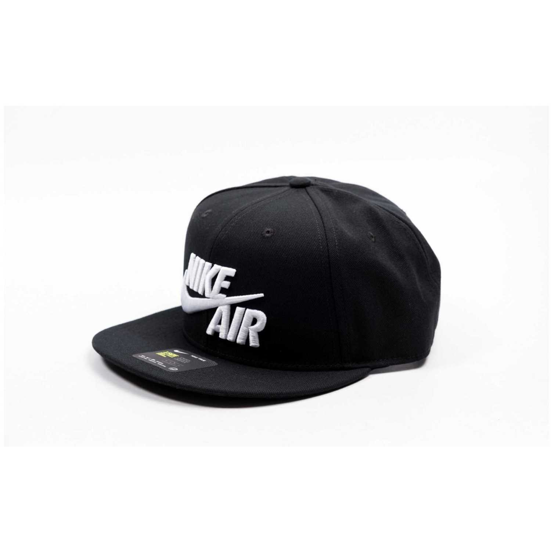 Gorro de Hombre Nike Negro u nk air true cap classic