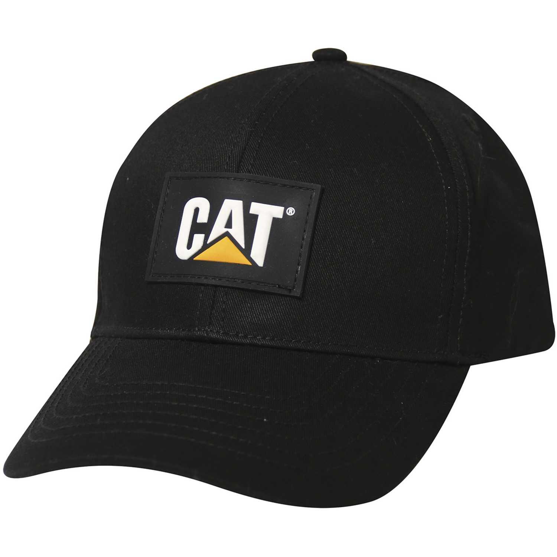 Gorro de Hombre CAT Negro cat patch hat