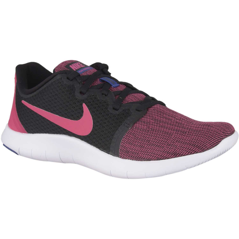 5612060d42dc9 Zapatilla de Mujer Nike Fucsia   negro wmns nike flex contact 2 ...