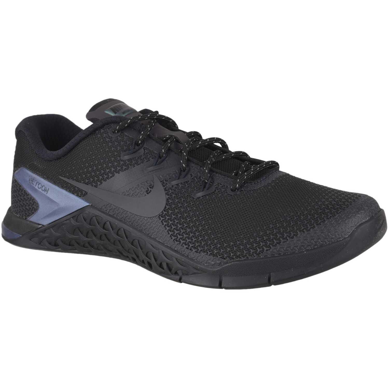 4d36fc06614 Zapatilla de Hombre Nike Negro   azul nike metcon 4 prem ...