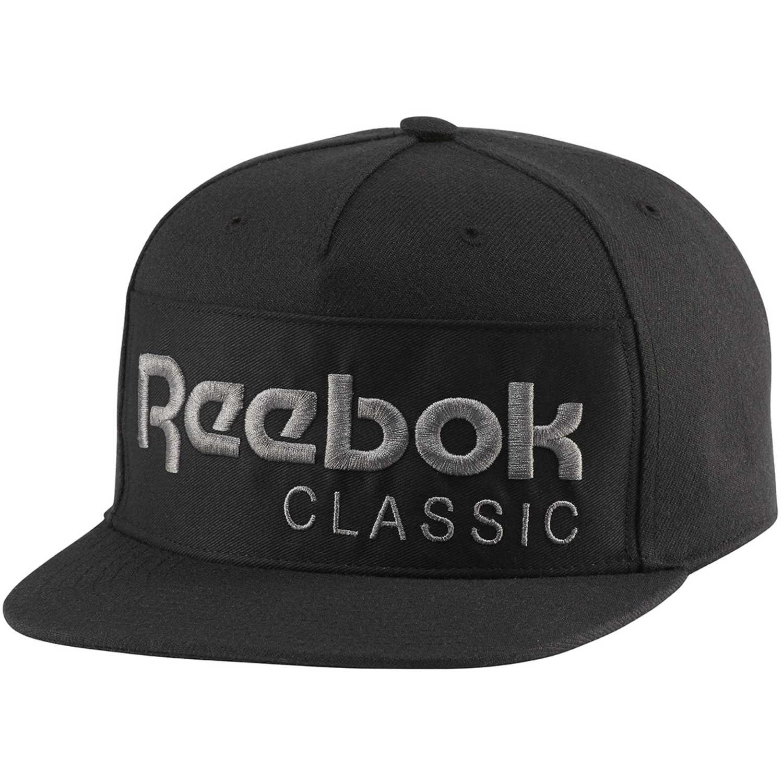 Gorro de Hombre Reebok Negro cl foundation cap