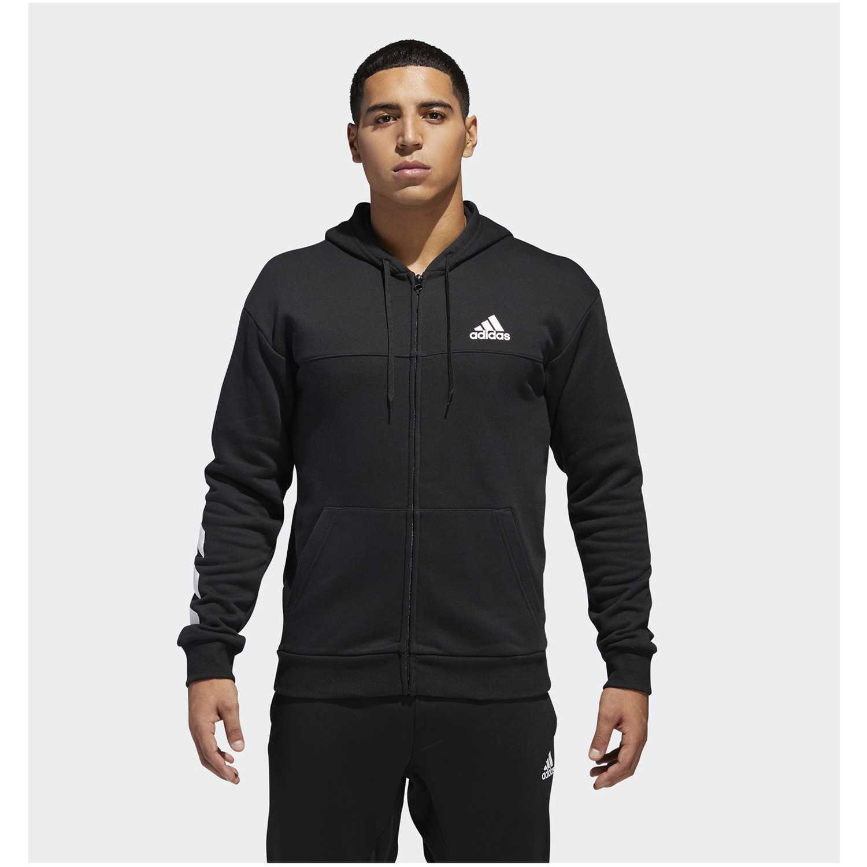 Casaca de Hombre Adidas Negro spt full zip