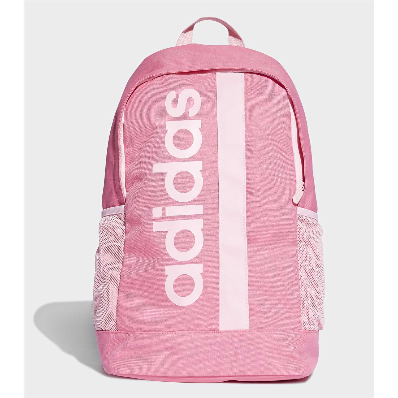 Mochila de Mujer Adidas Rosado lin core bp