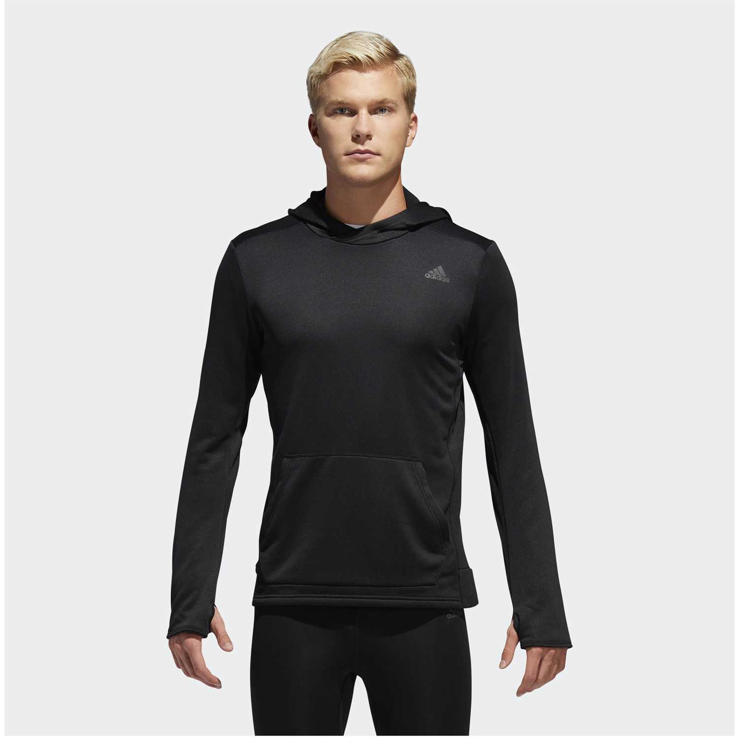 Casaca de Hombre Adidas Negro own the run hd