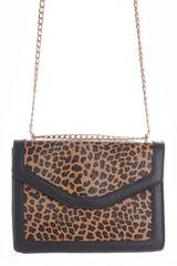 Cartera Casual de Mujer Platanitos Leopardo 18gb1060