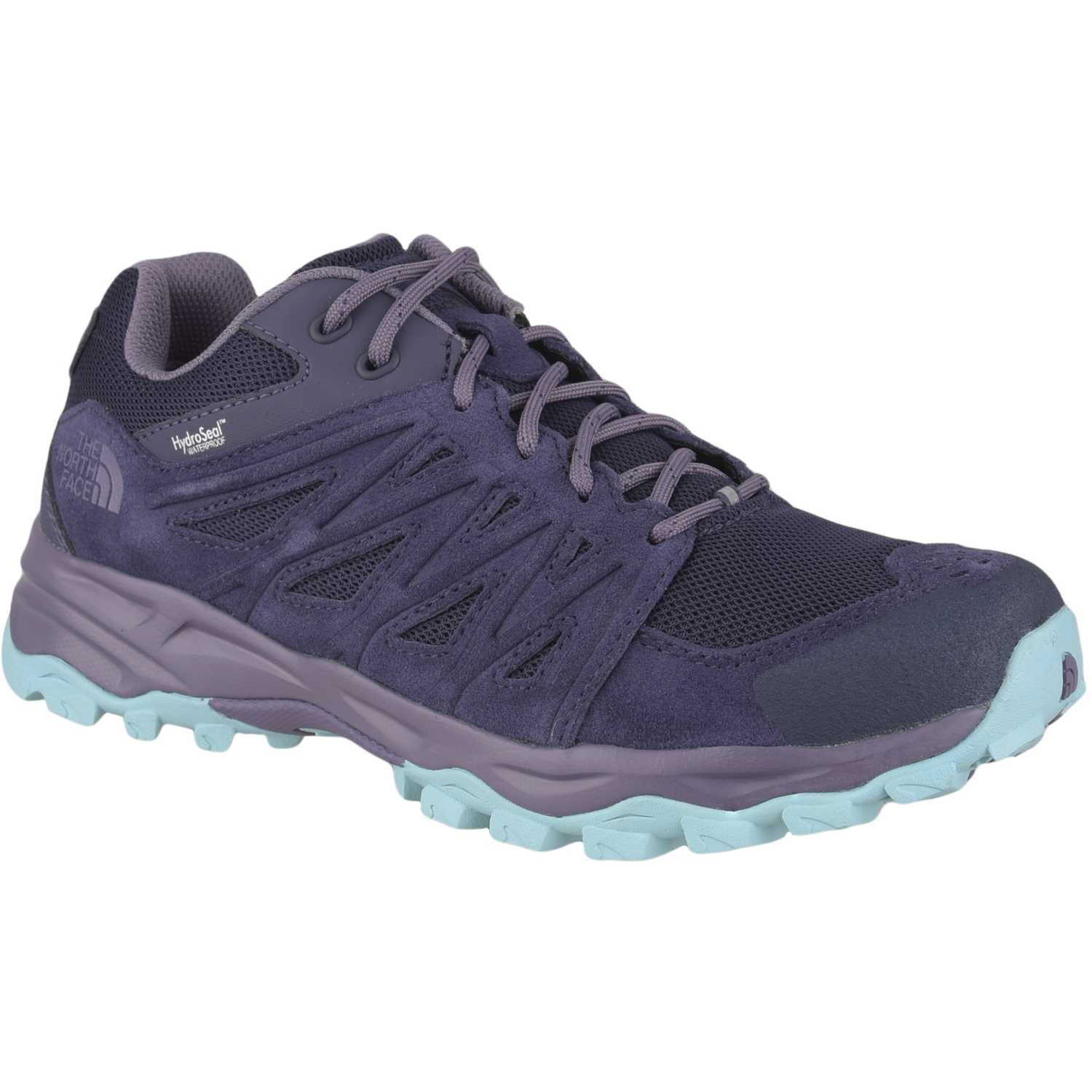 Zapatilla de Mujer The North Face Negro / plomo w truckee wp