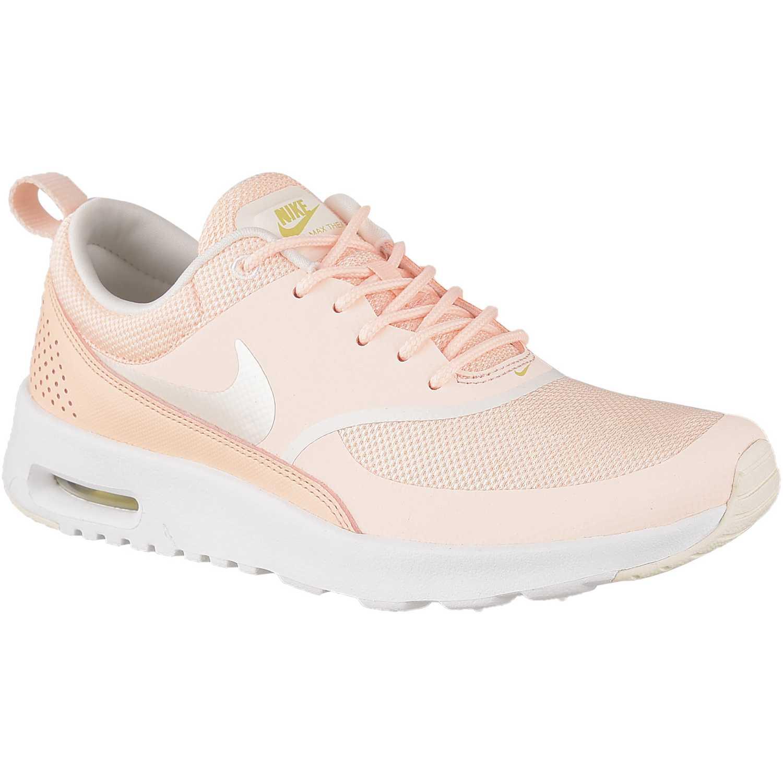 on sale aa83b ef0bf Zapatilla de Mujer Nike Melon / blanco w nike air max thea ...