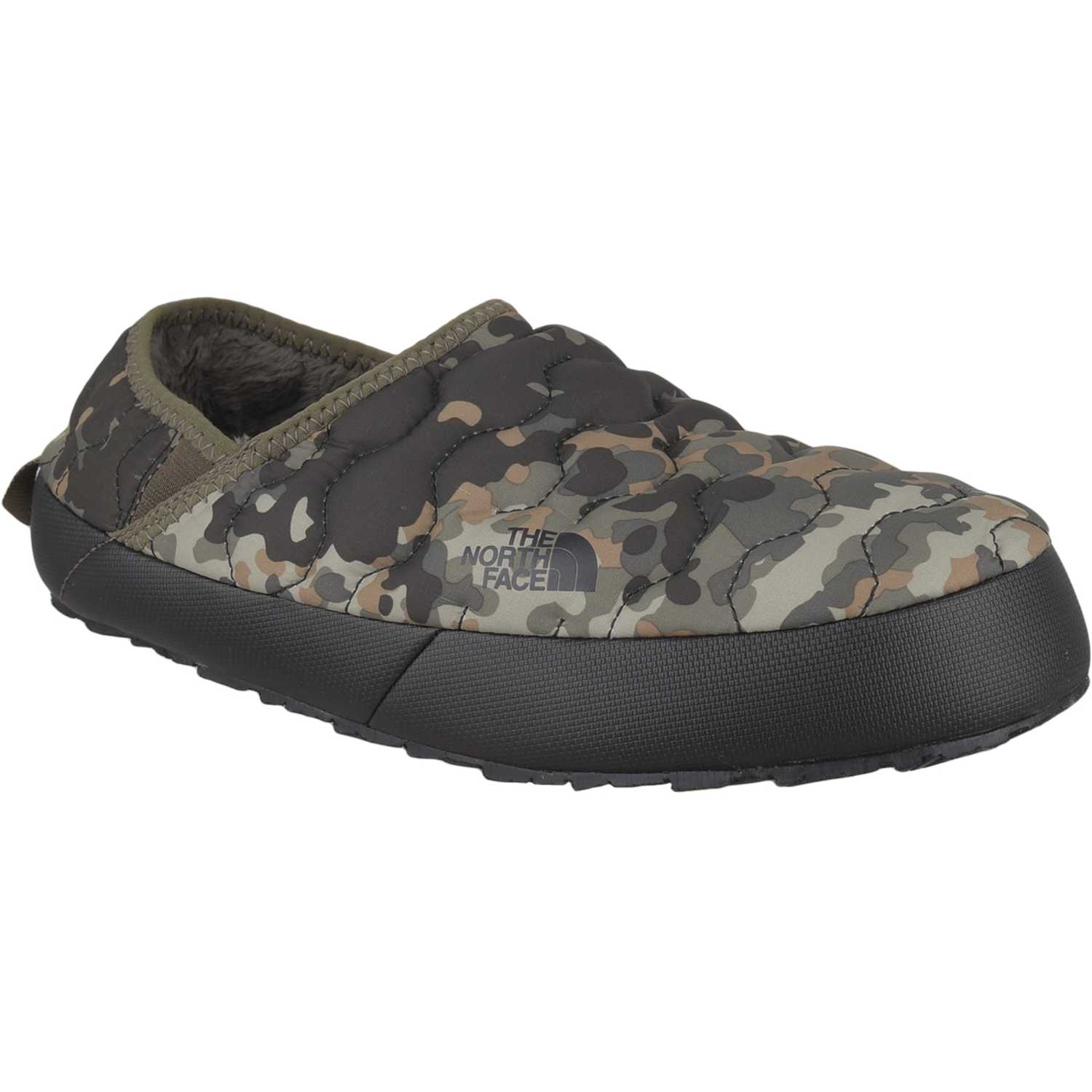 Pantufla de Hombre The North Face Camuflado m thermoball traction mule iv