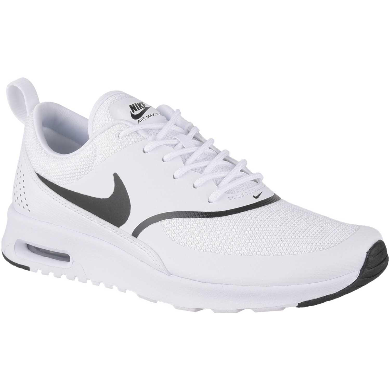 Zapatilla de Mujer Nike Blanco / negro w nike air max thea