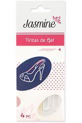 Jasmine Incoloro de Mujer modelo tiras de gel Gel