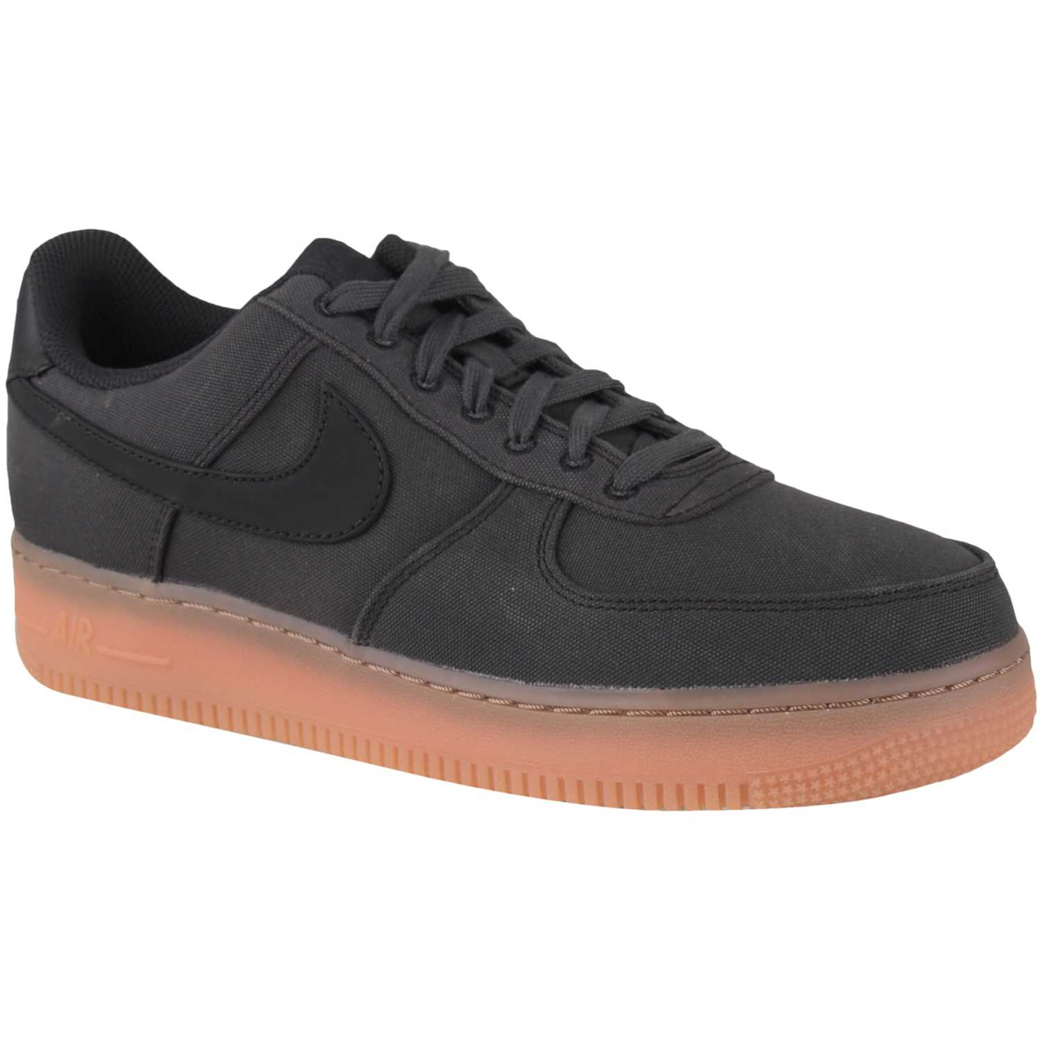 sneakers for cheap 8b09f 10ac7 Zapatilla de Hombre Nike Negro  mostaza air force 1  07 lv8 style
