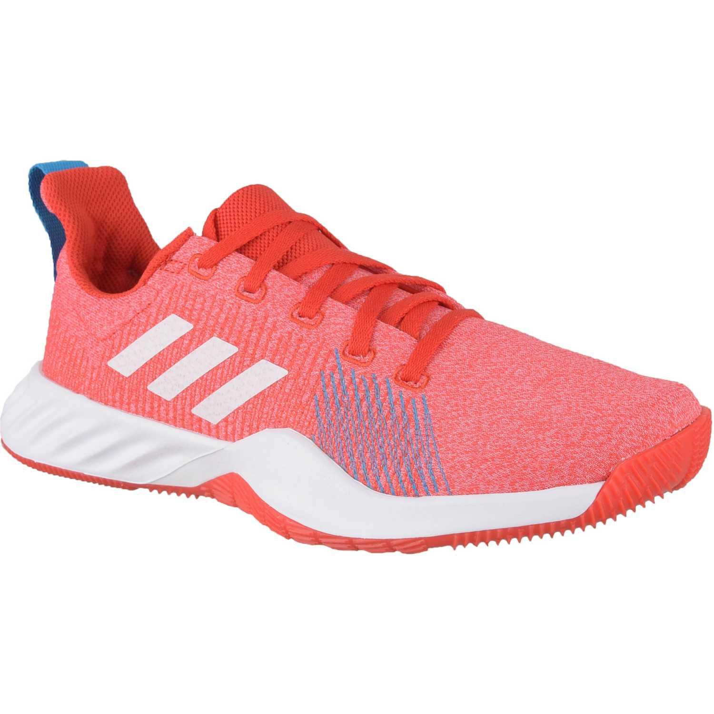 Zapatilla de Mujer Adidas Rojo / blanco solar lt trainer w