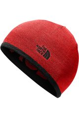 The North Face Rojo de Hombre modelo reversible tnf banner beanie Chullos Beanie