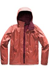 The North Face Rojo de Hombre modelo w resolve 2 jacket Casacas Deportivo