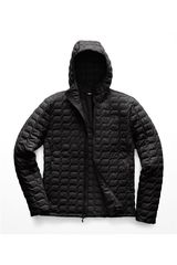 The North Face Negro de Hombre modelo m thermoball hoodie Casacas Deportivo
