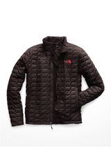 The North Face Marron de Hombre modelo m thermoball jacket Casacas Deportivo