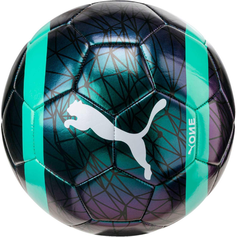 Pelota de Hombre Puma Azul / turquesa puma one chrome ball