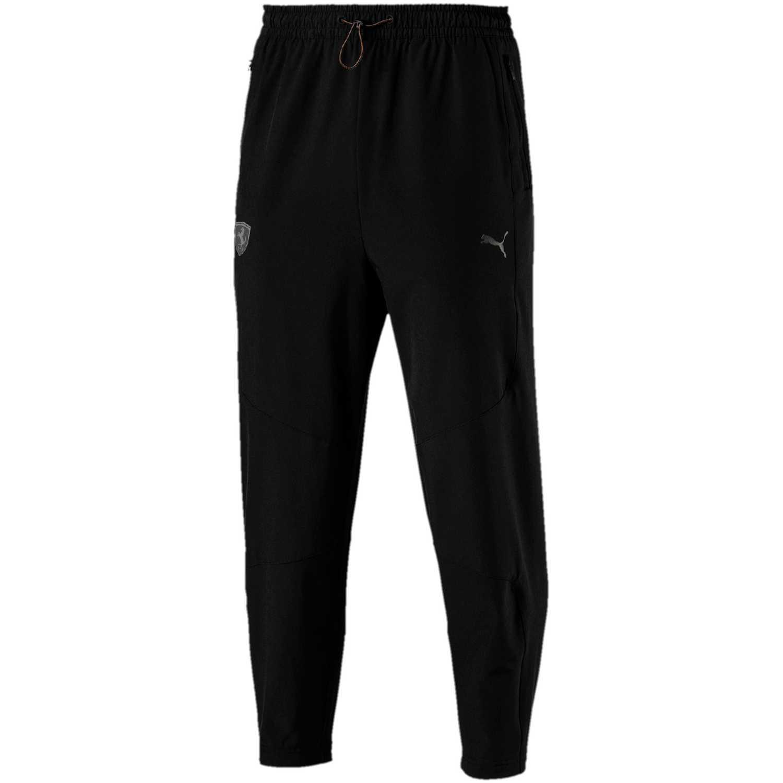 2c2d06d1f Pantalón de Hombre Puma Negro /gris ferrari life pants | platanitos.com