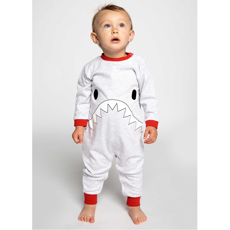 Pijama de Niño Kayser Rojo 00.638
