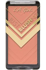 L.a. Girl Just Peachy de Mujer modelo just blushing rostro Rubor