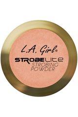 L.a. Girl 70 Watt de Mujer modelo strobe lite strobing powder Polvo compacto