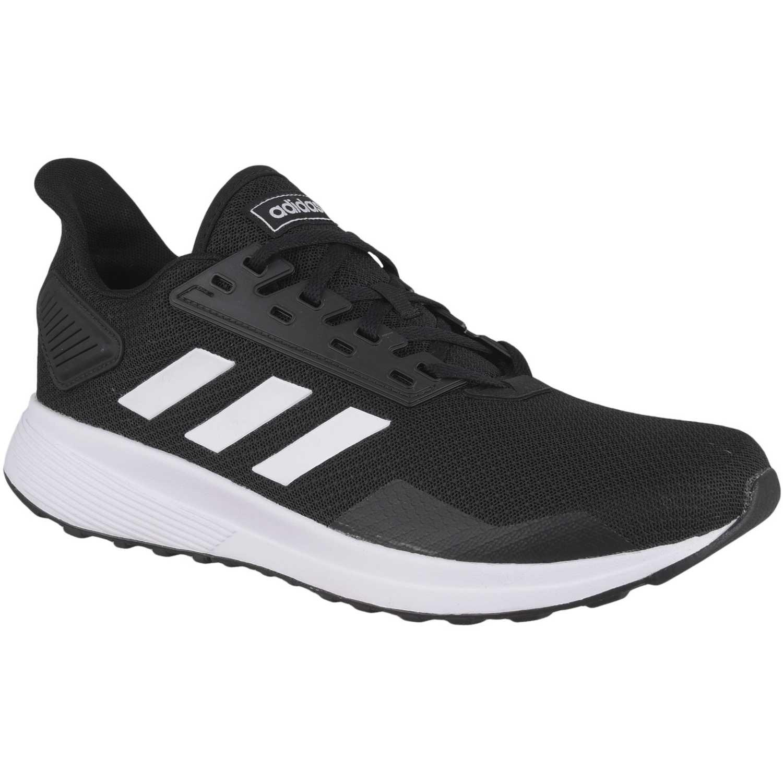 Zapatilla de Hombre Adidas Negro / blanco duramo 9