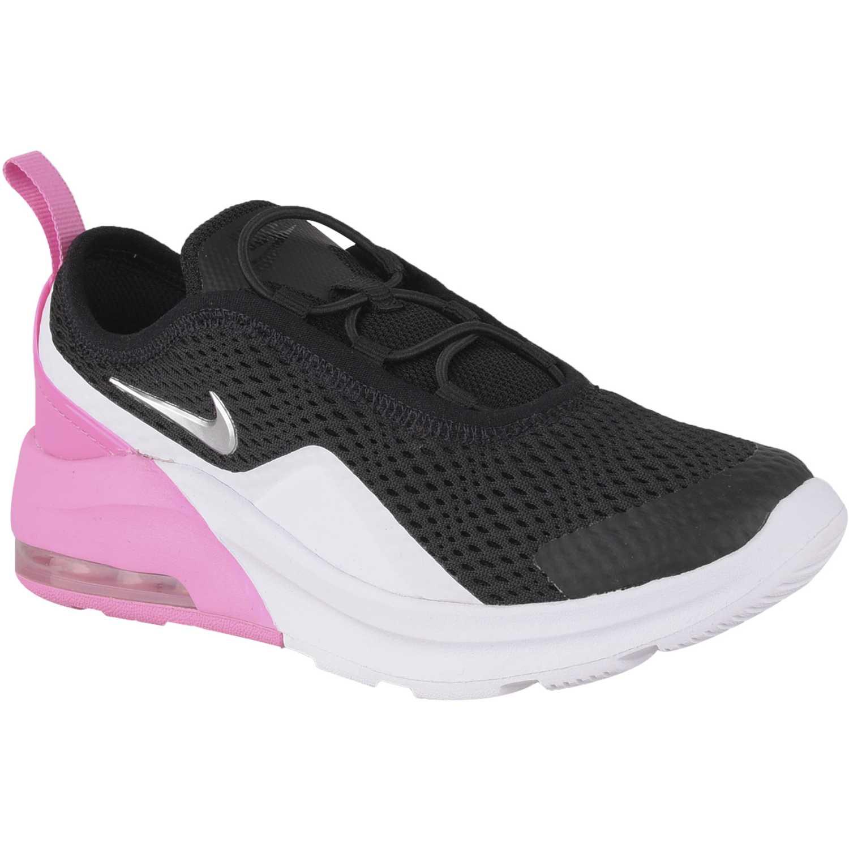 1c7565c2a Zapatilla de Niña Nike Negro   rosado nike air max motion 2 gpe ...