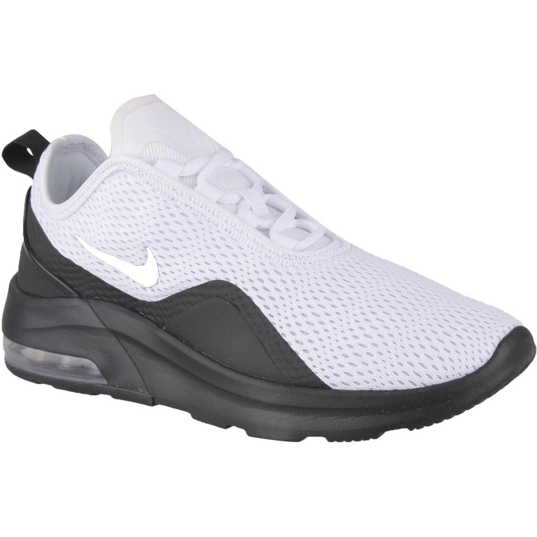 Zapatilla de Mujer Nike Blanco / negro wmns nike air max motion 2