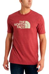 The North Face Rojo de Hombre modelo m s/s half dome tee Casual Polos
