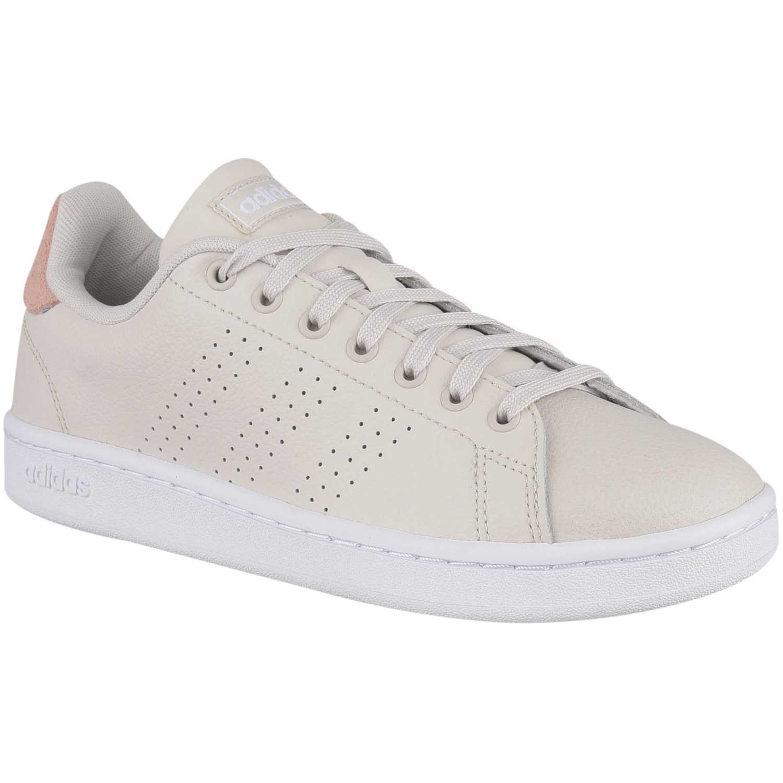 Zapatilla de Mujer Adidas Blanco / Melon advantage