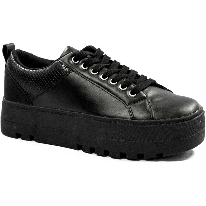 Zapatilla de Mujer Hush Puppies Negro galana