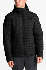 Casaca de Hombre The North Face Negro m thermoball hoodie