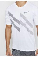 Nike Blanco / gris de Hombre modelo m nk brt top ss seasonal gx Deportivo Polos Camisetas