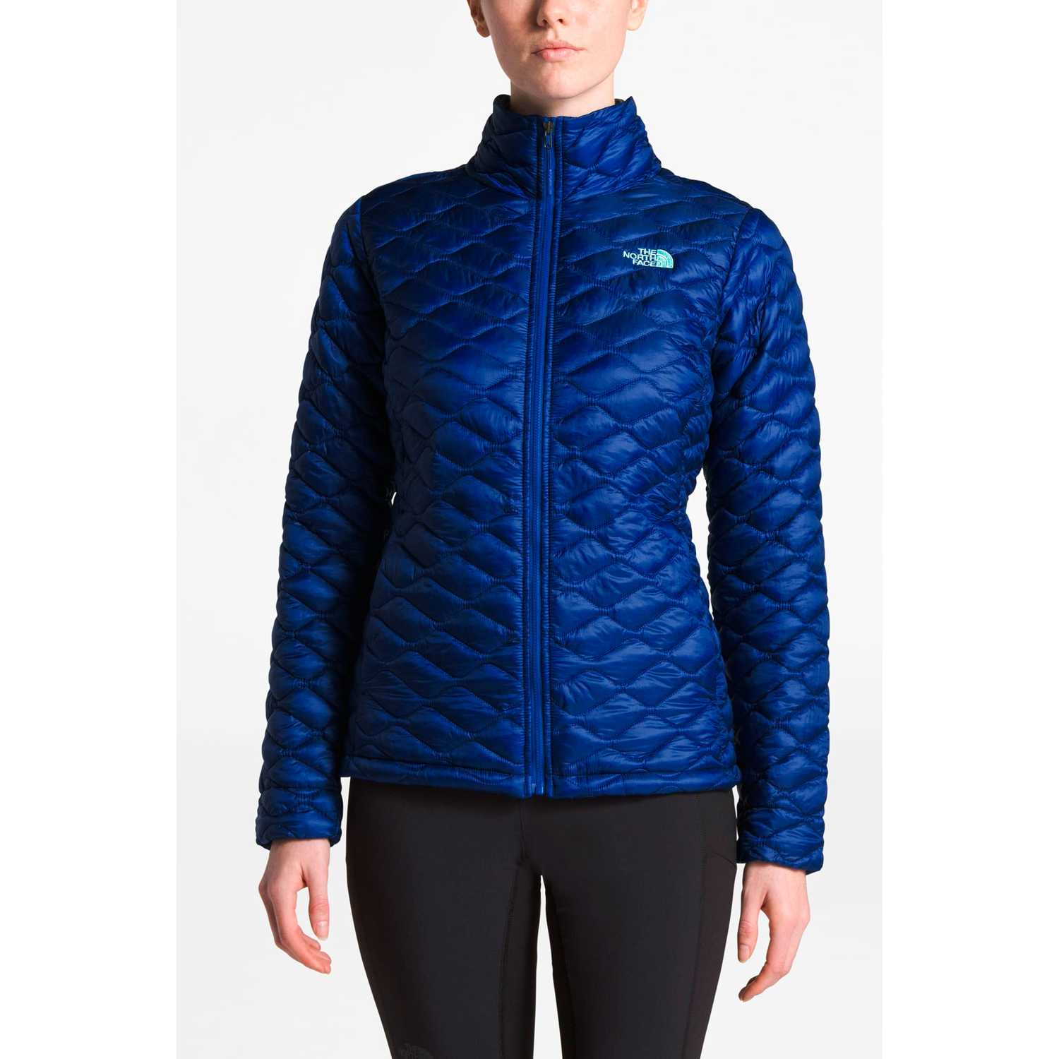 Casaca de Mujer The North Face Azul w thermoball jacket