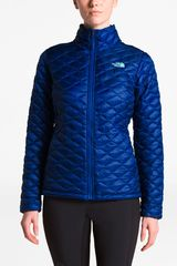 The North Face Azul de Mujer modelo w thermoball jacket Casacas Deportivo