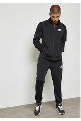 Buzo de Hombre Nike Negro / blanco m nsw trk suit pk basic