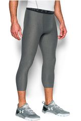 Pantalón de Hombre Under Armour Gris / negro hg armour 2.0 3/4 legging