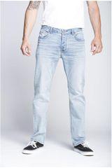 Lee Celeste de Hombre modelo mark jogger Pantalones Jeans Casual