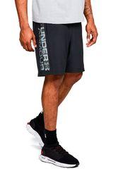 Under Armour Negro /gris de Hombre modelo woven graphic wordmark short-blk Deportivo Shorts