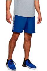 Under Armour Azulino de Hombre modelo woven graphic wordmark short Shorts Deportivo
