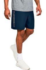 Under Armour Navy de Hombre modelo woven graphic wordmark short Shorts Deportivo