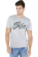 Nike Gris de Hombre modelo jdi reverb Deportivo Polos