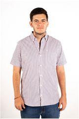 Ritzy Of Italy Azul de Hombre modelo camisa Casual Camisas