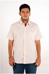 Ritzy Of Italy Naranja de Hombre modelo camisa Camisas Casual